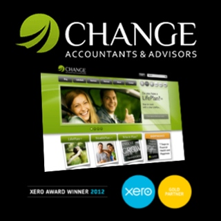 CHANGE Accountants & Advisors Use PARADOX Marketing Services
