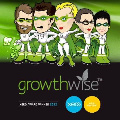 Growthwise Xero Partner of The Year PARADOX Academy Graduate