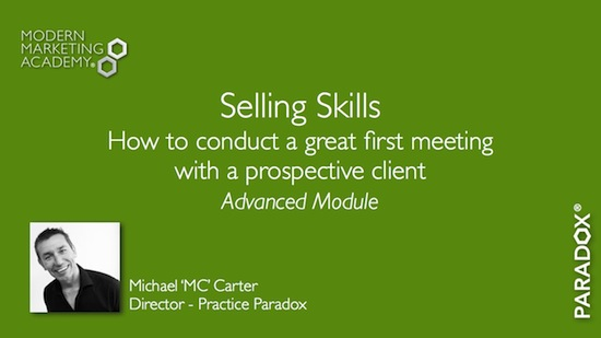 how to meet prospective clients