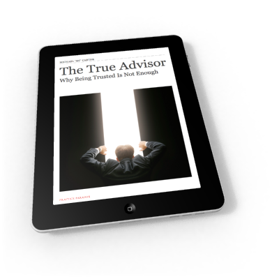 The True Advisor: Why Being Trusted Isn't Enough