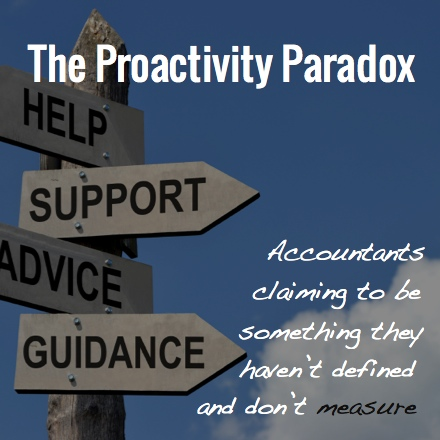 The Proactivity Paradox