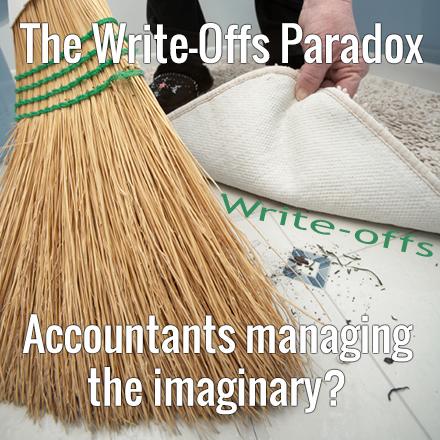 The Write-Offs Paradox