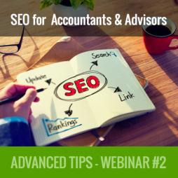 SEO for Accountants (part 2) - webinar
