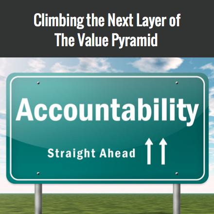 Accountability-Based Advisory Services —The Value Pyramid