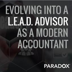 Evolving into a L.E.A.D. Advisor as a Modern Accountant