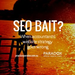 websites for accountants SEO tips strategy