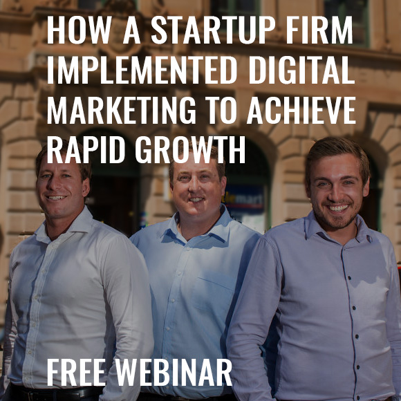 Free webinar: Startup Firm Implemented Digital Marketing To Achieve Rapid Growth