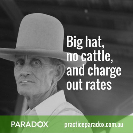 big hat no cattle