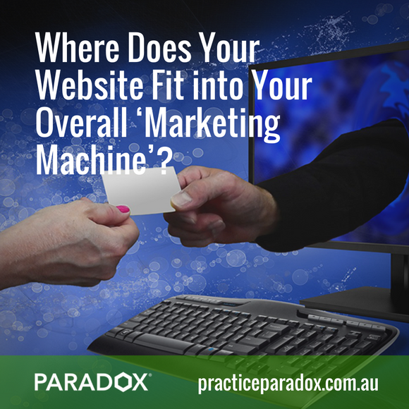website marketing for accountants