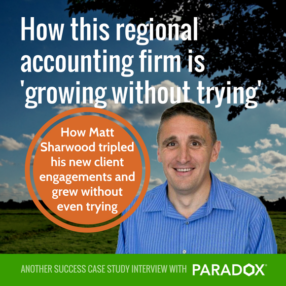 Interview with Matt Sharwood ADVISE Accountants