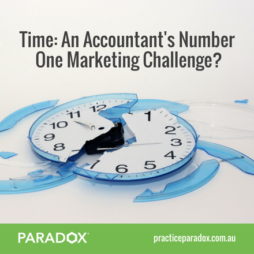 An Accountant's Number 1 Marketing Challenge