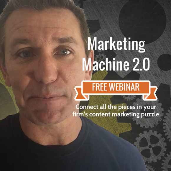 market and grow your accounting firm with the Marketing Machine 2.0 model