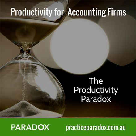 Productivity Paradox: Accounting firms measuring wrong KPI
