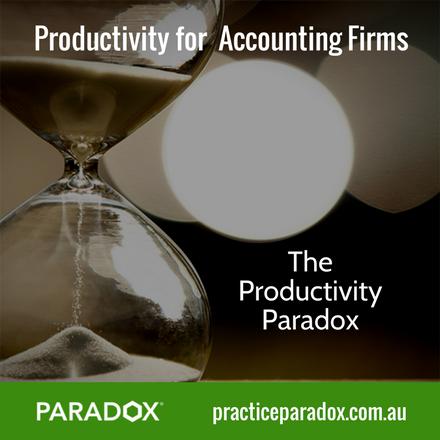 Productivity Paradox: Accounting firms measuring wrong KPI