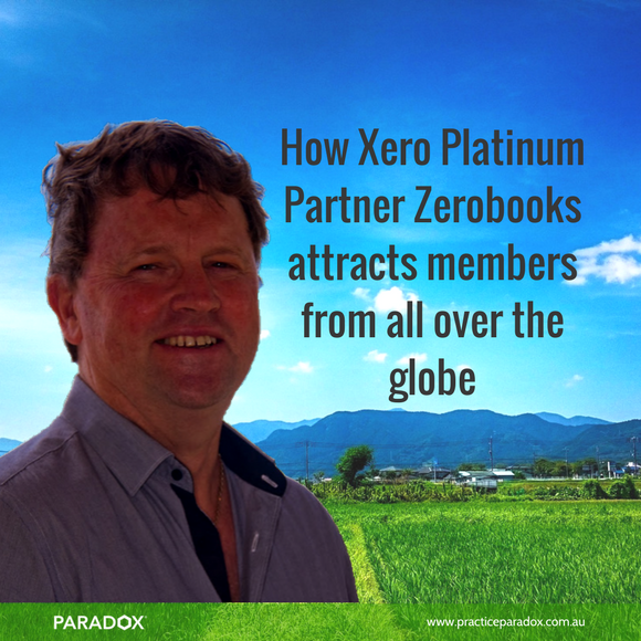 how to become xero partner