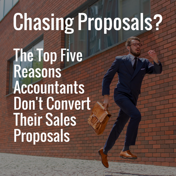 Accountants need sales skills to convert proposals