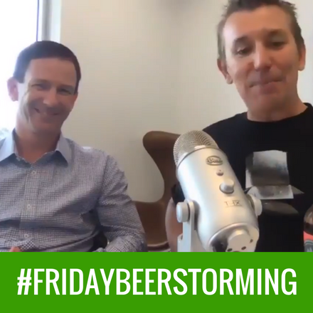 FridayBeerstorming with Jason Croston