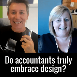 Do accountants truly embrace design?