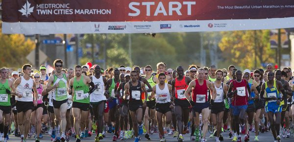 running race alluding to websites for accountants competition
