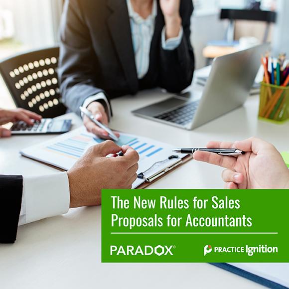 accounting sales process